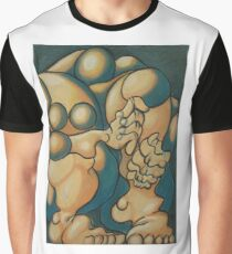 figure Graphic T-Shirt