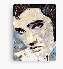 Trouble (Elvis) Canvas Print