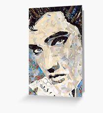 Trouble (Elvis) Greeting Card