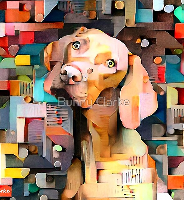 Nothin' But A Hound Dog by Bunny Clarke