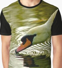 JENA THE SWAN Graphic T-Shirt