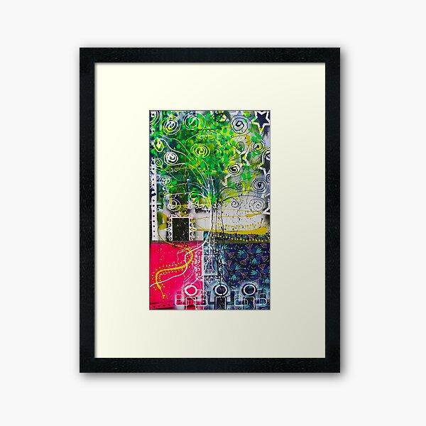 Beauty Deep Framed Art Print