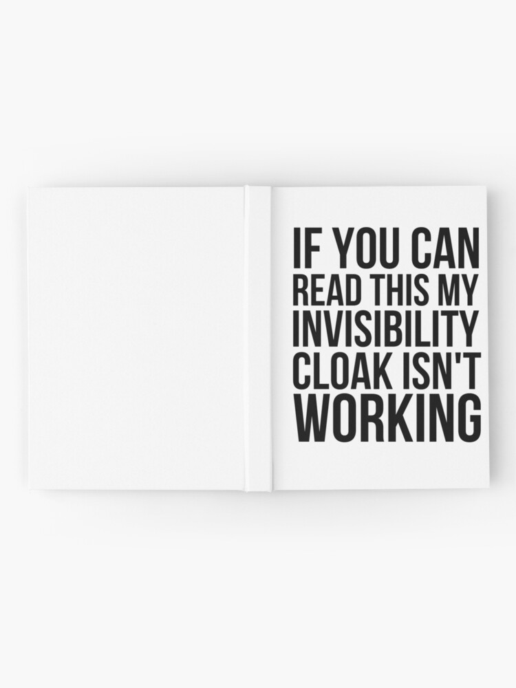 Alternate view of Can you read this? Hardcover Journal