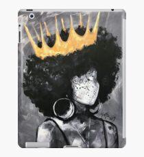 Natürlich Königin II iPad-Hülle & Klebefolie
