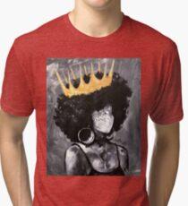 Naturally Queen II Tri-blend T-Shirt
