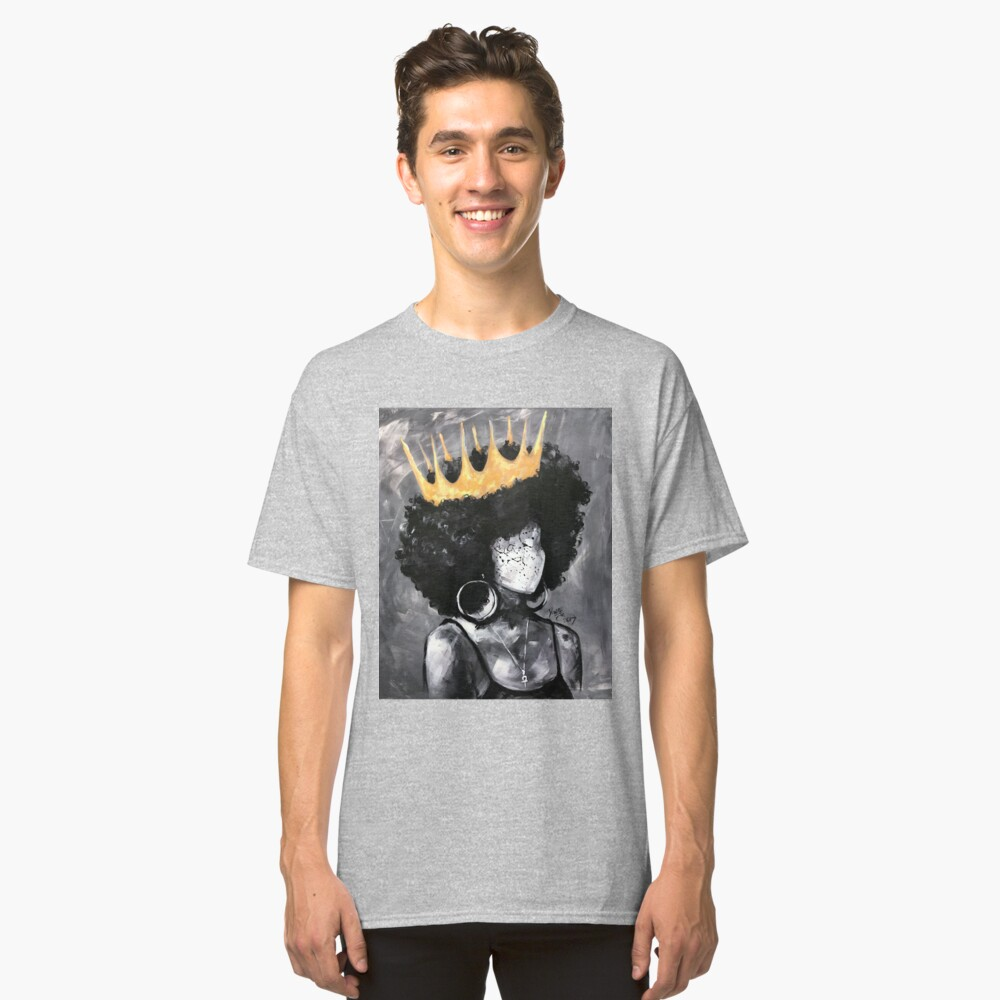 Naturally Queen II Classic T-Shirt
