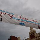 Gouger Street Banner, Classic Adelaide Car Rally by SusanAdey