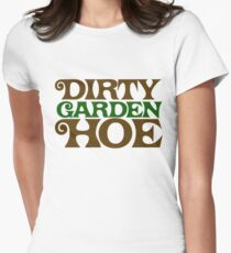 Dirty Garden HOE Women's Fitted T-Shirt