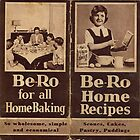 Be-Ro Home Recipes  by Woodie
