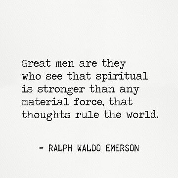 RALPH WALDO EMERSON QUOTES 11 by Pagarelov