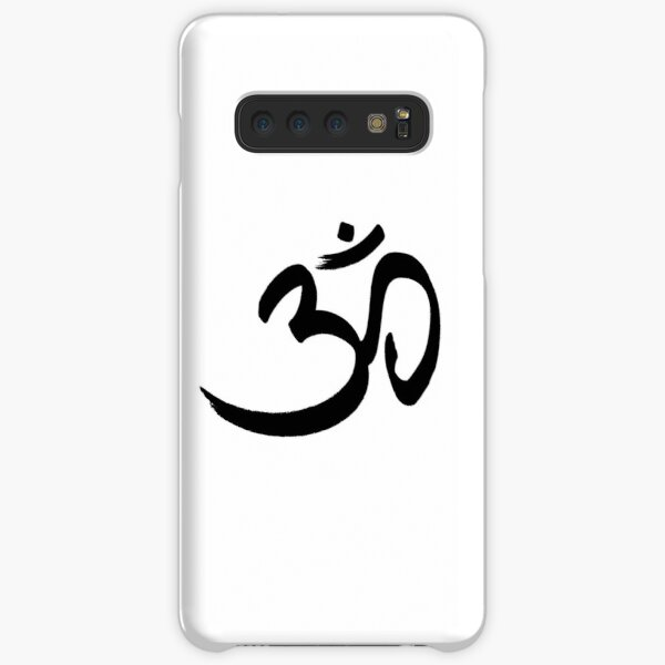Om sign Samsung Galaxy Snap Case