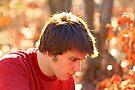 A Teenager by Evelina Kremsdorf