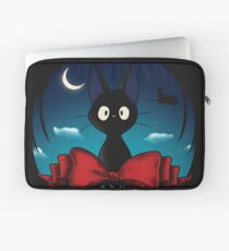 The Witch's Familiar / Kiki Delivery Service Laptop Sleeve