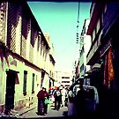 Beautiful Algeria - City Street by ShadowDancer
