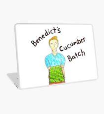 Benedict's Cucumber Batch Laptop Skin