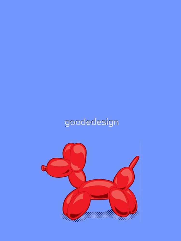 My Spirit Balloon Animal by goodedesign