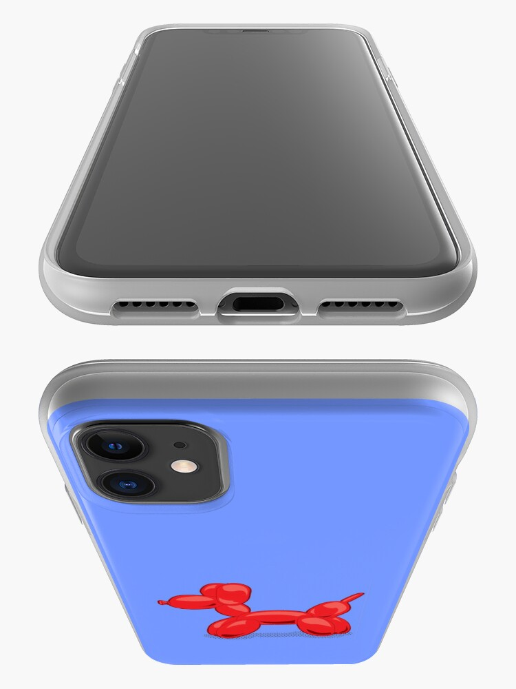 Alternate view of My Spirit Balloon Animal iPhone Case & Cover