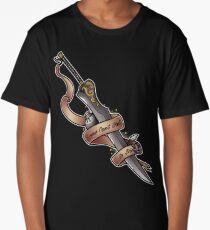 Some Can't Wait / Final Fantasy X Long T-Shirt