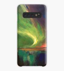 Aurora Borealis Case/Skin for Samsung Galaxy