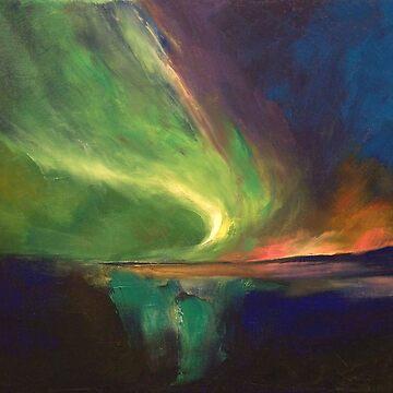 Aurora Borealis by michaelcreese