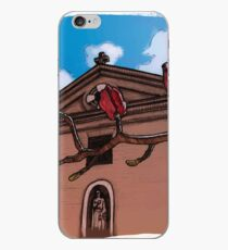 Magnolia Vinilo y funda para iPhone