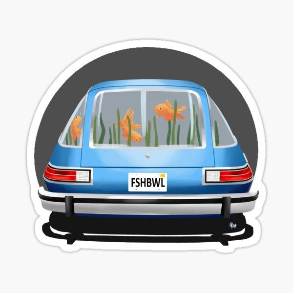 AMC Pacer - Fish Bowl Sticker
