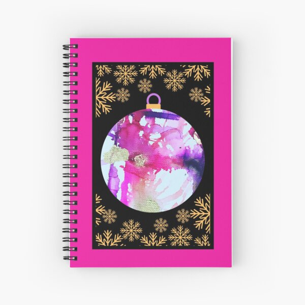 Christmas?  You got this!  Spiral Notebook