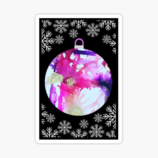 Christmas?  You got this in Silver Sticker