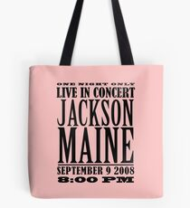 A Star is Born Concert Graphic Tote Bag