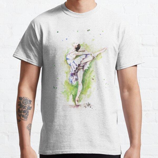 Balletttänzerin Classic T-Shirt