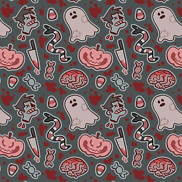 Spooky time by bispau