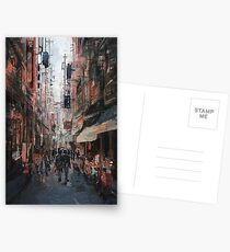 The Great Sonder Postcards