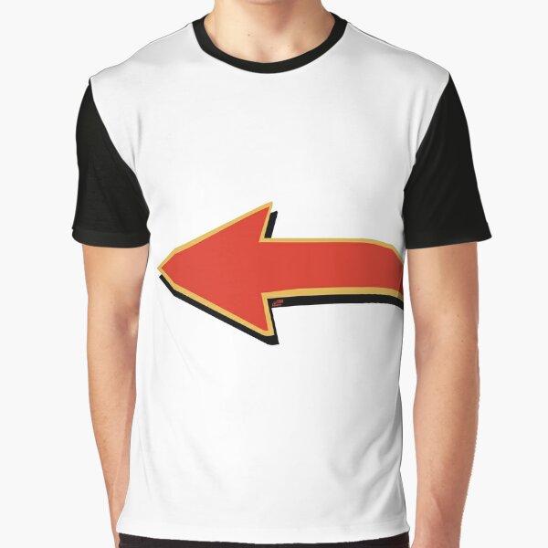 Flecha de mercurio Camiseta gráfica