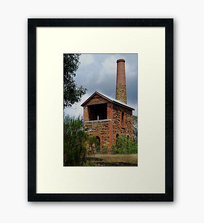 The Duke Of Cornwall Engine House Framed Print