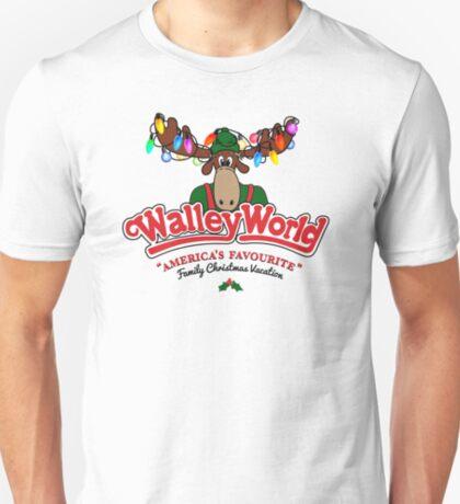 Weihnachten WalleyWorld Vacation T-Shirt