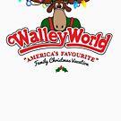Weihnachten WalleyWorld Vacation von Candywrap Design