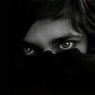 Eyes of green by yellowAlien
