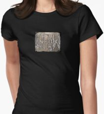 Karma Women's Fitted T-Shirt