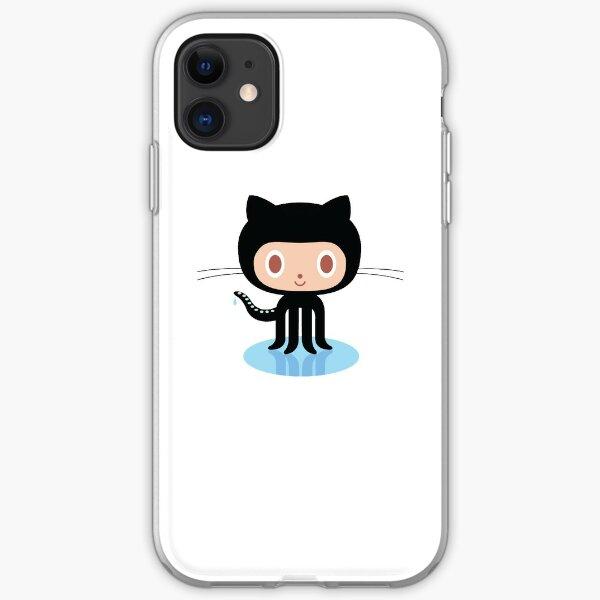 ★ Github octocat iPhone Soft Case