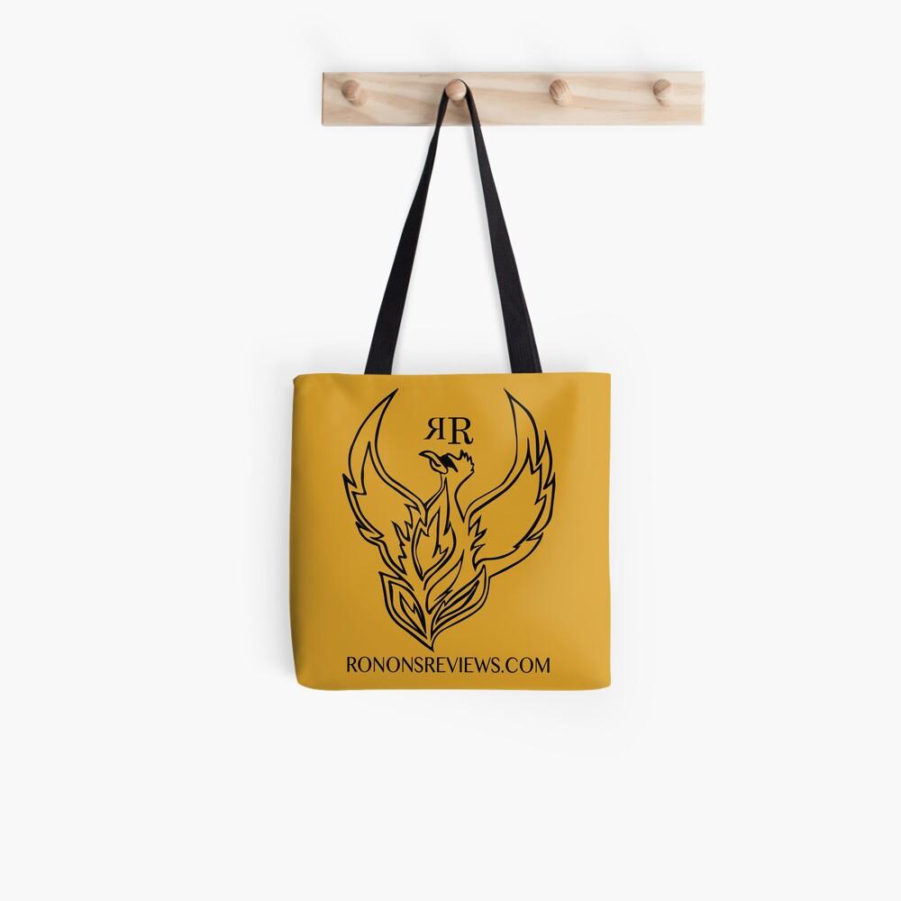 Ronon's Reviews Official Merch Tote Bag