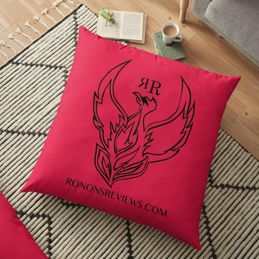 Ronon's Reviews Official Merch Floor Pillow