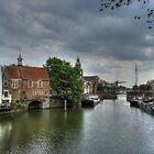 Delfshaven by Thea 65