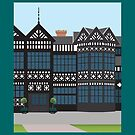 CHEADLE HULME - Bramall Hall by CRP-C2M-SEM