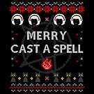 Merry Cast A Spell by Plan8