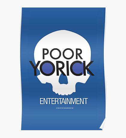 Poor Yorick Entertainment - Infinite Jest Poster
