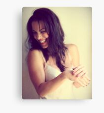 Giggles Canvas Print