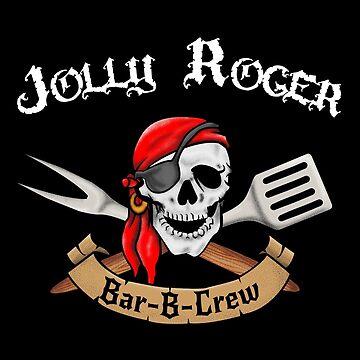 Jolly Roger Bar-B-Crew by drpsychoswanner