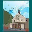 HEATON CHAPEL - St. Thomas's Church by CRP-C2M-SEM