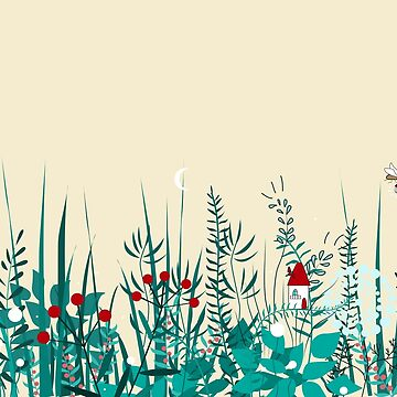 Fantasy Fairy Garden by SpiceTree