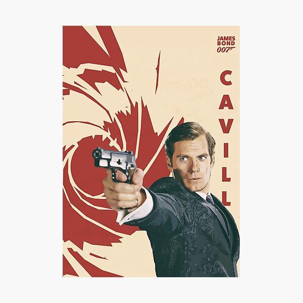 Super Spy Poster Photographic Print